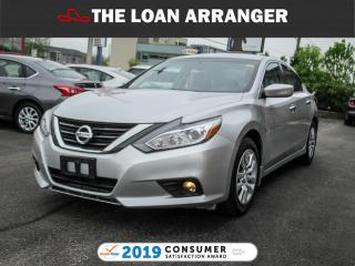 Used 2017 Nissan Altima for sale in Barrie, ON