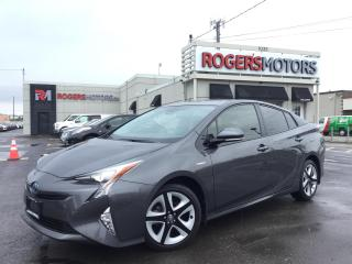 Used 2017 Toyota Prius - 2ECO - NAVI - LEATHER - REVERSE CAM for sale in Oakville, ON