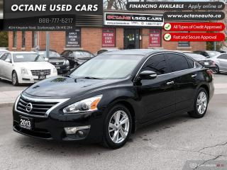 Used 2013 Nissan Altima 2.5 SL 1 Owner! Service Records! for sale in Scarborough, ON