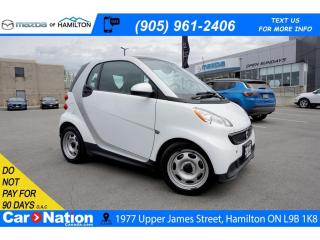 Used 2015 Smart fortwo pure | NAV | HEATED SEATS | for sale in Hamilton, ON