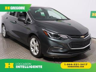 Used 2017 Chevrolet Cruze PREMIER A/C CUIR for sale in St-Léonard, QC