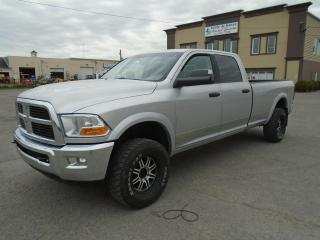 Used 2012 RAM 2500 4 RM, Cabine multiplaces, 169po, SLT for sale in Mirabel, QC
