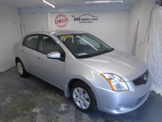 Used 2010 Nissan Sentra 2010 Nissan - 4dr for sale in Ancienne Lorette, QC