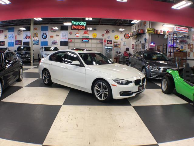 2015 BMW 3 Series 320I X DRIVE SPORT   PREMIUM PKG AUT0 SUNROOF 79K