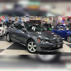 Used 2015 Volkswagen Passat 1.8TSI COMFORTLINE AUT0 LEATHER SUNROOF CAMERA 71K for sale in North York, ON