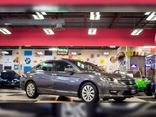 Used 2014 Honda Accord Sedan EX-L AUT0 LEATHER SUNROOF BACKUUP CAMERA 101K for sale in North York, ON