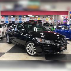 Used 2015 Honda Accord Sedan TOURING AUT0 NAVI LEATHER SUNROOF CAMERA 98K for sale in North York, ON