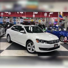 Used 2015 Volkswagen Passat 1.8TSI COMFORTLINE AUT0 LEATHER SUNROOF CAMERA 43K for sale in North York, ON
