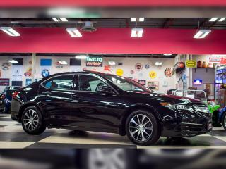 Used 2015 Acura TLX AUTO LEATHER SUNROOF BACKUP CAMERA 76K for sale in North York, ON