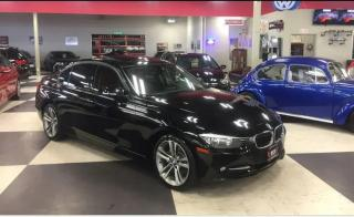 Used 2014 BMW 3 Series 320I X DRIVE SPORT PACKAGE LEATHER SUNROOF 81K for sale in North York, ON