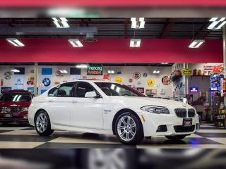 Used 2012 BMW 5 Series 528I X DRIVE AUT0 M SPORT   NAVI PAKG 360 CAMERA for sale in North York, ON