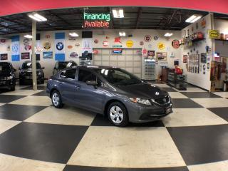 Used 2015 Honda Civic Sedan LX AUT0 A/C BACKUP CAMERA H/SEATS BLUETOOTH 48K for sale in North York, ON