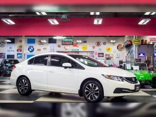 Used 2014 Honda Civic Sedan EX 5 SPEED A/C SUNROOF BACKUP CAMERA 119K for sale in North York, ON