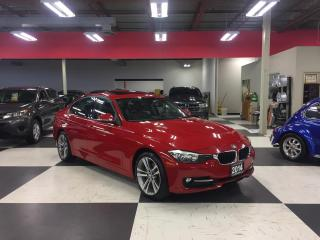 Used 2014 BMW 3 Series 320I XDRIVE AUTO SPORT PACKAGE LEATHER SUNROOF 91K for sale in North York, ON