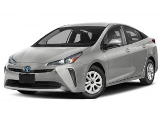 New 2019 Toyota Prius Base for sale in Moncton, NB