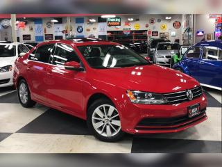 Used 2015 Volkswagen Jetta Sedan 2.0L TRENDLINE  AUT0 A/C SUNROOF BACKUP CAMERA 98K for sale in North York, ON