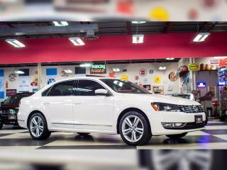 Used 2015 Volkswagen Passat 1.8 TSI HIGHLINE AUT0 NAVI LEATHER SUNROOF 109K for sale in North York, ON