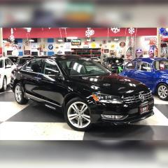 Used 2015 Volkswagen Passat 1.8 TSI HIGHLINE AUT0 NAVI LEATHER SUNROOF 57K for sale in North York, ON