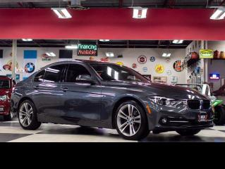 Used 2016 BMW 3 Series 320I XDRIVE SPORT LIGHTING PKG AUT0 SUNROOF 111K for sale in North York, ON