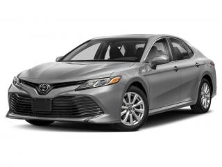New 2019 Toyota Camry LE for sale in Moncton, NB