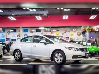 Used 2015 Honda Civic Sedan LX AUT0 A/C BACKUP CAMERA H/SEATS BLUETOOTH 39K for sale in North York, ON