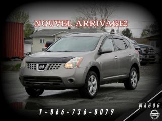 Used 2010 Nissan Rogue SL AWD + GR ÉLECTRIQUE + MAGS 17