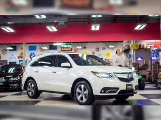 Used 2015 Acura MDX SH-AWD 7PASSENGERS LEATHER SUNROOF REAR CAMERA 95K for sale in North York, ON