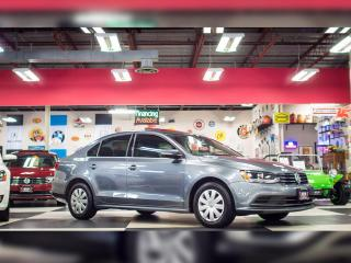 Used 2015 Volkswagen Jetta Sedan 2.0L TRENDLINE 5SPEED A/C H/SEATS REAR CAMERA 103K for sale in North York, ON