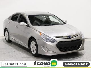 Used 2011 Hyundai Sonata HEV HYBRIDE A/C GR for sale in St-Léonard, QC