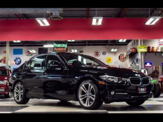 Used 2014 BMW 3 Series 320I X DRIVE SPORT PKG AUT0 LEATHER SUNROOF 94K for sale in North York, ON