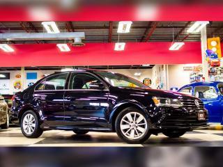Used 2015 Volkswagen Jetta Sedan 2.0L TRENDLINE   5 SPEED SUNROOF BACKUP CAMERA 81K for sale in North York, ON