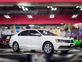 Used 2015 Volkswagen Jetta Sedan 2.0L TRENDLINE  AUT0 A/C SUNROOF BACKUP CAMERA 75K for sale in North York, ON