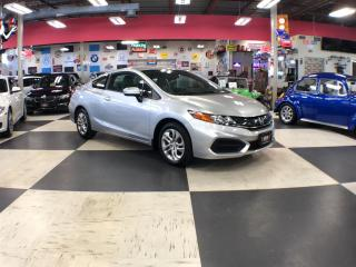 Used 2015 Honda Civic COUPE LX AUT0 C0UPE BACKUP CAMERA H/SEATS BLUETOOTH 44K for sale in North York, ON