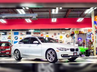 Used 2014 BMW 3 Series 320I X DRIVE SPORT PKG AUT0 LEATHER SUNROOF 111K for sale in North York, ON