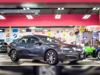 Used 2015 Acura TLX TECH PKG AUT0 NAVI LEATHER SUNROOF BACKUP CAMERA 101K for sale in North York, ON