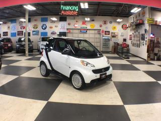 Used 2015 Smart fortwo PURE PASSION AUT0MATIC A/C POWER WINDOWS ONLY 41K for sale in North York, ON