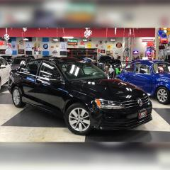 Used 2016 Volkswagen Jetta Sedan 1.4TSI TRENDLINE  AUT0 SUNROOF BACKUP CAMERA 82K for sale in North York, ON