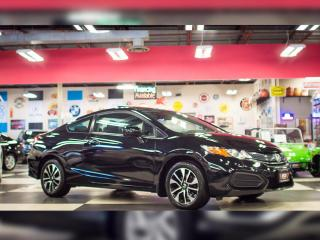 Used 2015 Honda Civic COUPE EX C0UPE AUT0 A/C SUNROOF BACKUP CAMERA 95K for sale in North York, ON