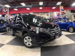 Used 2014 Honda CR-V LX AUT0  A/C H/SEATS BACKUP CAMERA 120K for sale in North York, ON