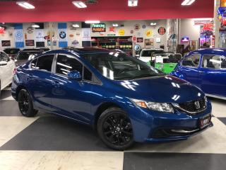 Used 2013 Honda Civic Sdn EX AUT0 A/C SUNROOF BACKUP CAMERA H/SEATS for sale in North York, ON