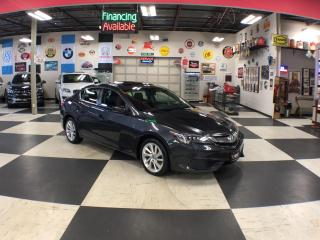 Used 2016 Acura ILX PREMIUM PKG AUT0 BACKUP CAMERA SUNROOF 93K for sale in North York, ON