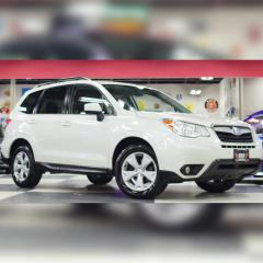 Used 2015 Subaru Forester 2.5i CONVENIENCE PKG AUT0 AWD H/SEATS REAR CAMERA for sale in North York, ON