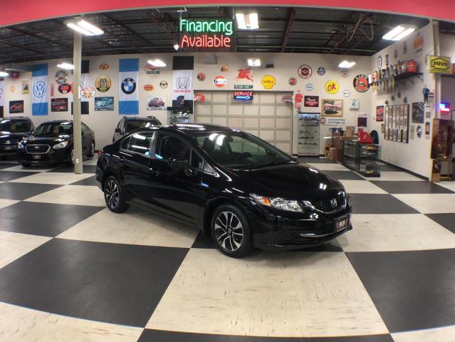 2015 Honda Civic Sedan EX AUT0 A/C SUNROOF BACKUP CAMERA BLUETOOTH