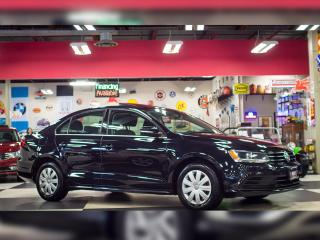 Used 2015 Volkswagen Jetta Sedan 2.0L TRENDLINE 5SPEED A/C H/SEATS REAR CAMERA 90K for sale in North York, ON
