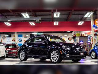 Used 2015 Volkswagen Beetle Coupe 1.8TSI COMFORTLINE MANUAL LEATHER PANO/ROOF CAMERA for sale in North York, ON