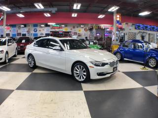 Used 2014 BMW 3 Series 320I X DRIVE PREMIUM PKG AUT0 LEATHER SUNROOF 54K for sale in North York, ON