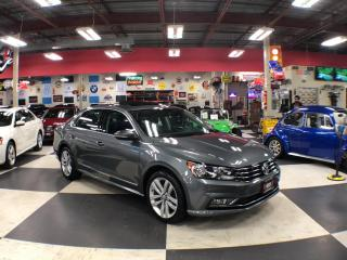 Used 2016 Volkswagen Passat 1.8 TSI HIGHLINE AUT0 NAVI LEATHER SUNROOF CAMERA for sale in North York, ON