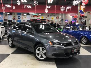 Used 2015 Volkswagen Jetta Sedan 1.8 TSI COMFORTLINE AUT0 SUNROOF BACKUP CAMERA 87K for sale in North York, ON