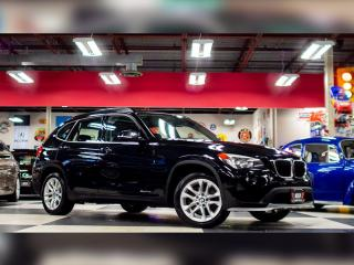 Used 2015 BMW X1 X DRIVE AUT0 AWD LEATHER PANO/ROOF P/SEAT 103K for sale in North York, ON