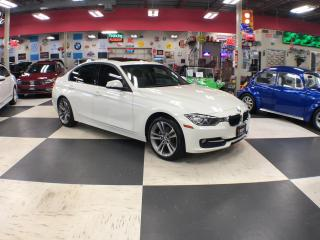 Used 2015 BMW 3 Series 320I X DRIVE SPORT   PREMIUM PKG AUT0 SUNROOF 79K for sale in North York, ON